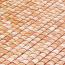 Tuile classique pour la toiture d'une maison neuve