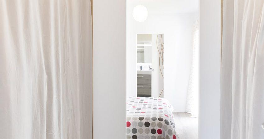 Chambre parentale avec salle d'eau indépendante